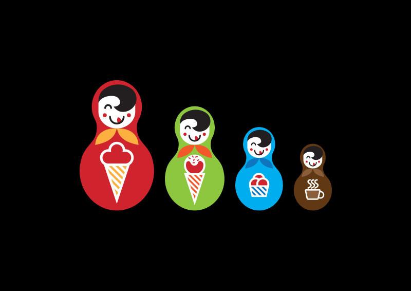 Hauska Sorvete Gourmet Icons