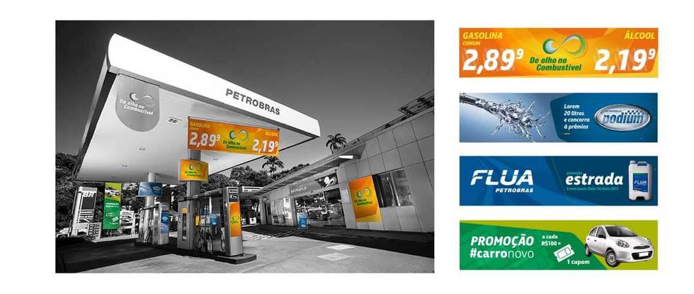 Posto Petrobras