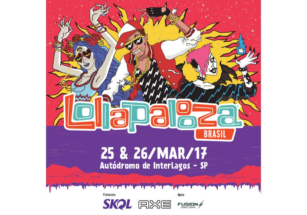 Lollapalooza Brasil 2017 post