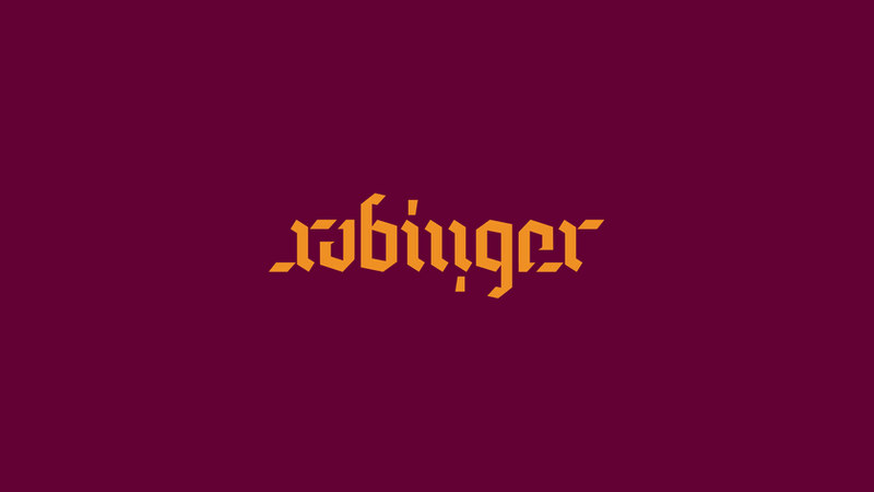 Brand Rubinger Palindromo