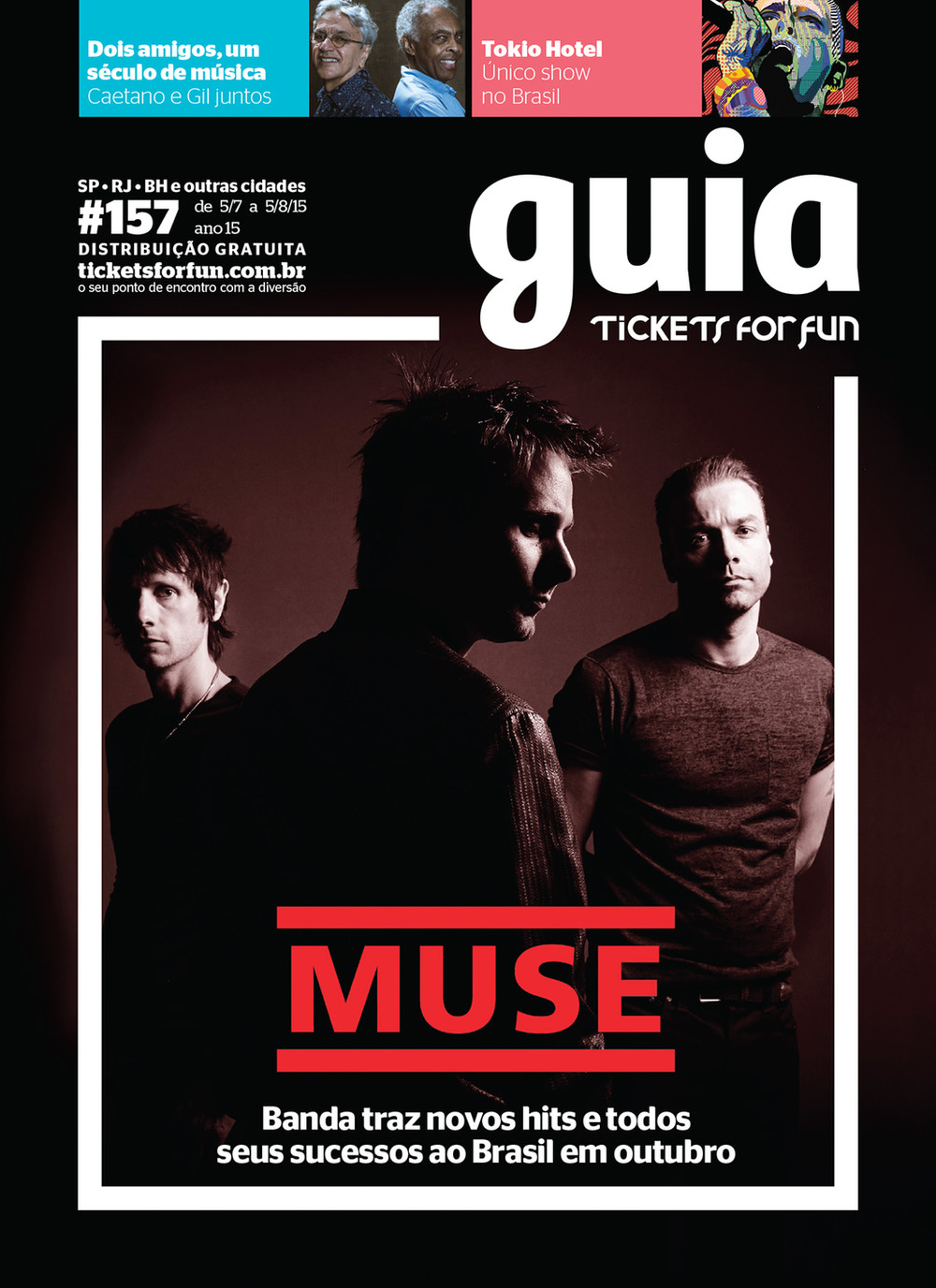 Guia Tickets for Fun capas covers