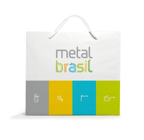 Metal Brasil Identidade Visual