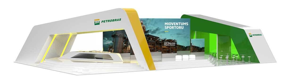 Stand Petrobras