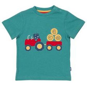 Kite Organic Cotton Farmlife T-Shirt Front