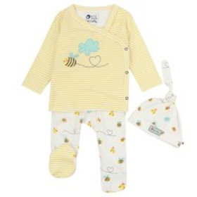 Piccalilly 3 Piece Bumble Bee Set
