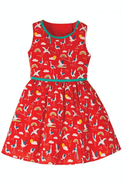 Frugi - Jimmy Woven Dress Front