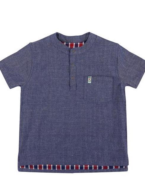 Reversible Shirt Chambray
