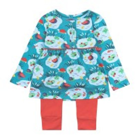 Piccalilly Pondlife Two Piece Set