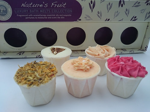 Bath Melts - Natures Fruit Collection