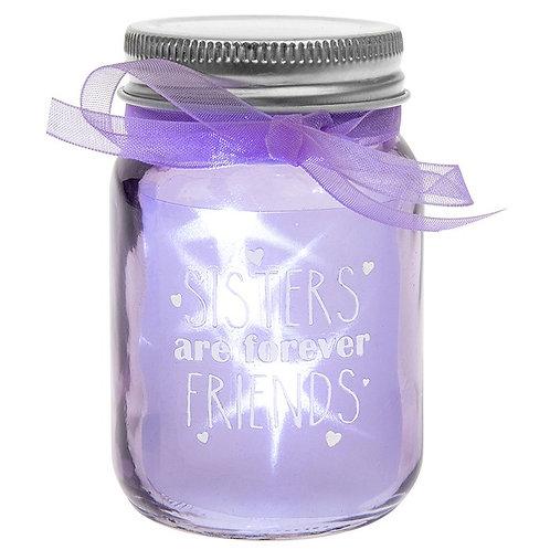 Firefly Mini Jar Sentiment Sister