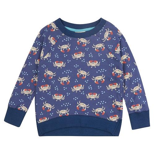 Piccalilly - Ocean Crab Sweatshirt