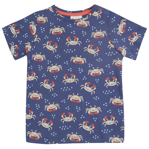 Piccalilly - Ocean Crab T-Shirt