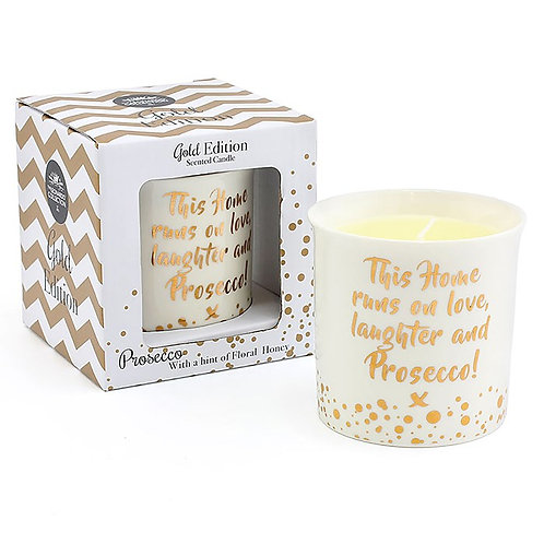 Prosecco - Floral Honey Candle