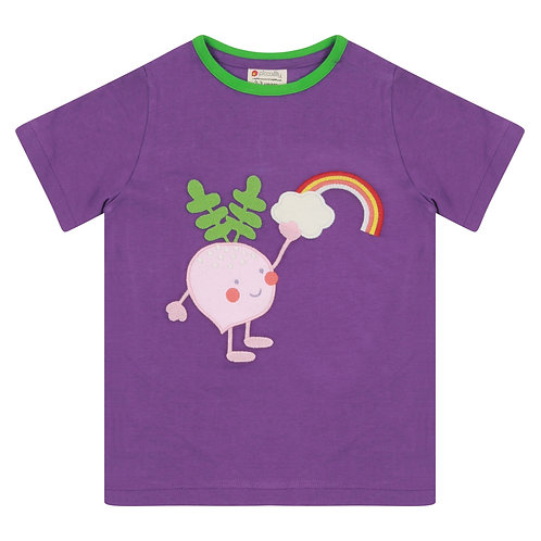 Piccalilly - Beetroot Buddy T-shirt