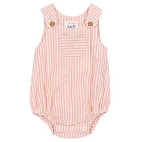 Kite Clothing - Heart Bubble Romper - Front