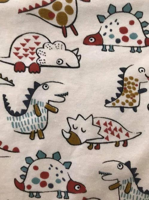 Dino Fabric