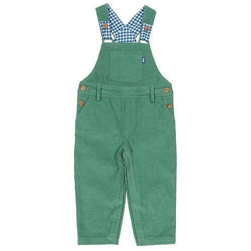 Kite Cord Dungarees - Front
