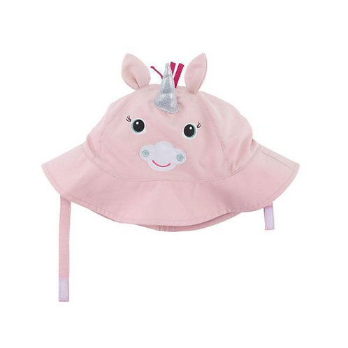 Unicorn Baby Sun Hat