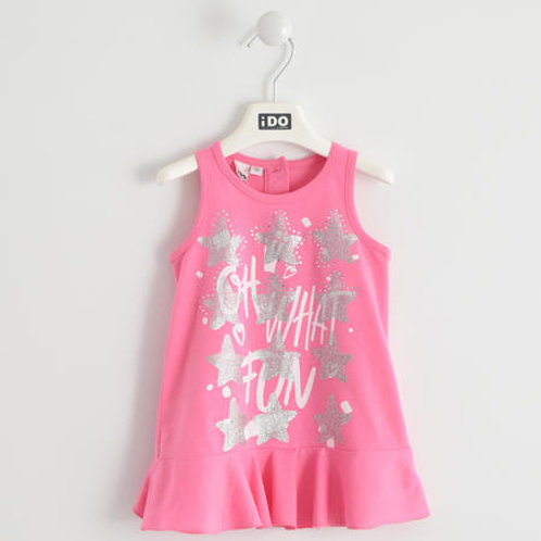 iDO Sparkle Star Dress