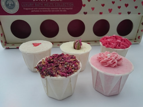 Bath Melts - With Love Collection