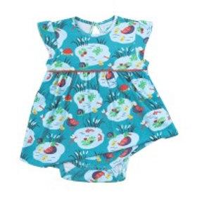 Piccalilly Pondife Baby Body Dress