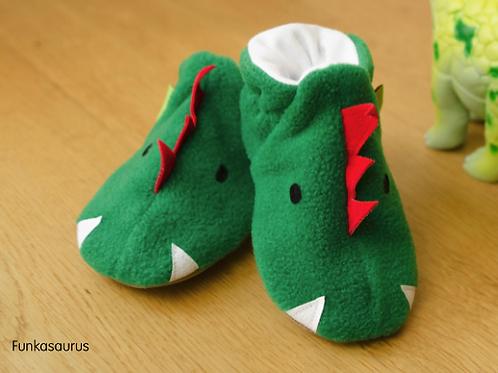 Funkasaurus Soft Baby Shoe