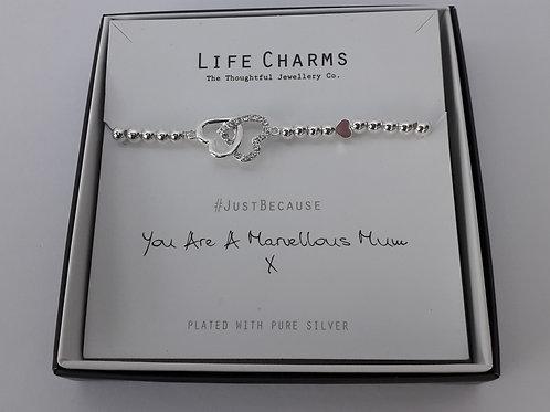 You are a Marvellous Mum Bracelet