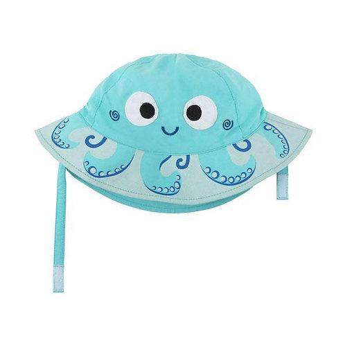 Octopus Baby Sun Hat
