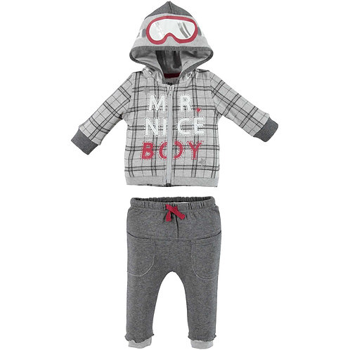 iDO hooded tracksuit