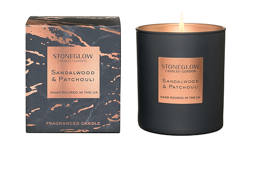 Stoneglow Sandlewood and  Patchouli Tumbler