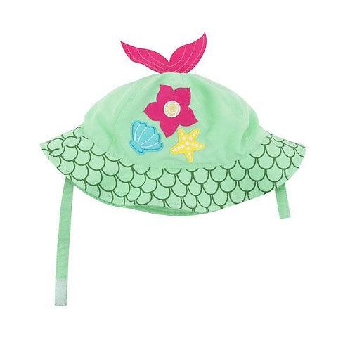 Mermaid Baby Sun Hat