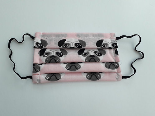Face Mask - Pugs