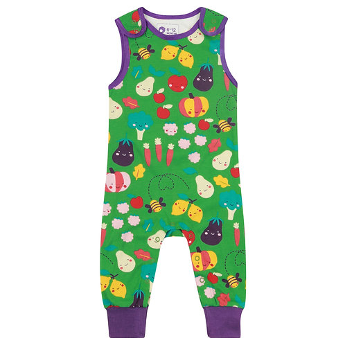 Piccalilly - Grow Your Own Dungarees
