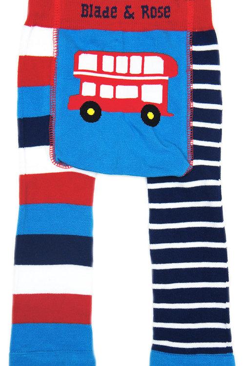 London Bus Leggings