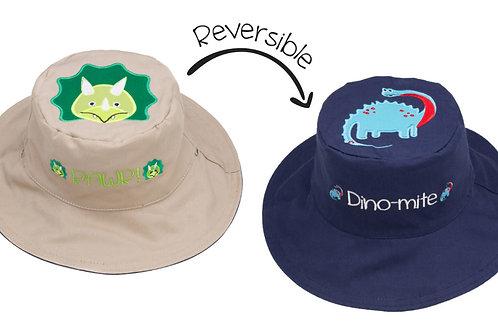 Dinosaurs Reversible Sun Hat