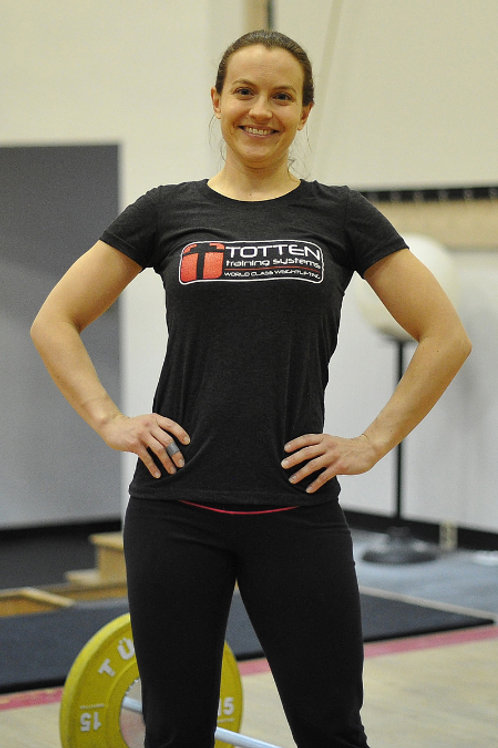 Totten Training Systems Women's T-shirt Front View