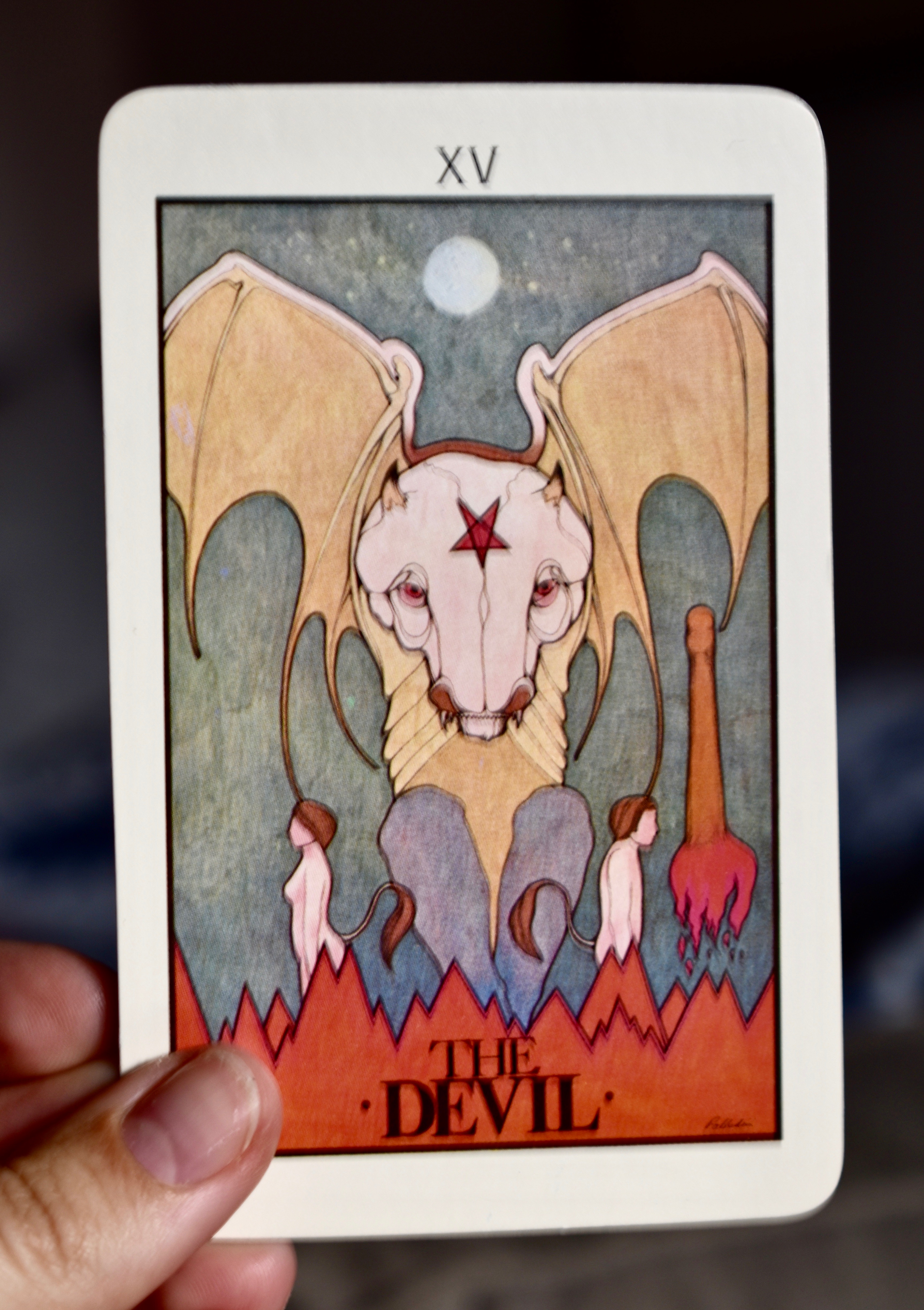 The Devil – Unhealthy Attachments, Toxic Relationships and Weak