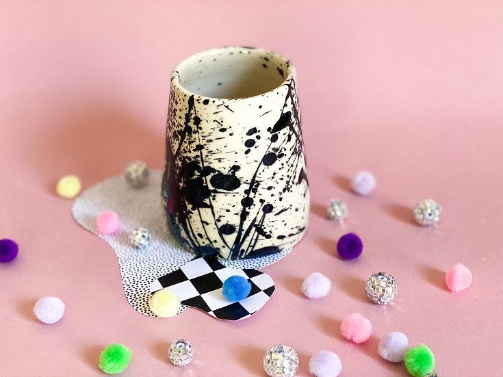 Tall Splatter Cup