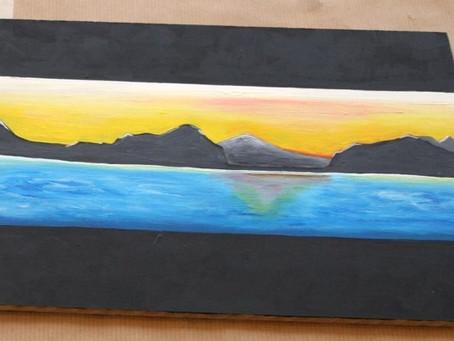 Kunstinspirasjon frå Gunnveig