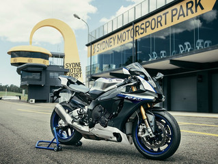 2017 YZF-R1M ONLINE ORDER APPLICATION & YAMAHA COLOUR CHANGE MODELS