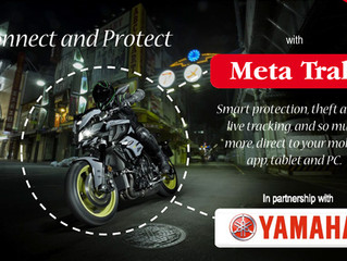 Yamaha Trak – A new era in motorcycle safety