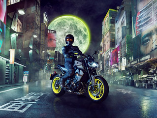 New Yamaha MT-09 and MT-10 SP
