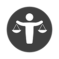 Icon depicting improved decision-making