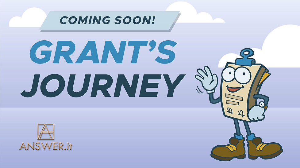 Grant's journey video preview