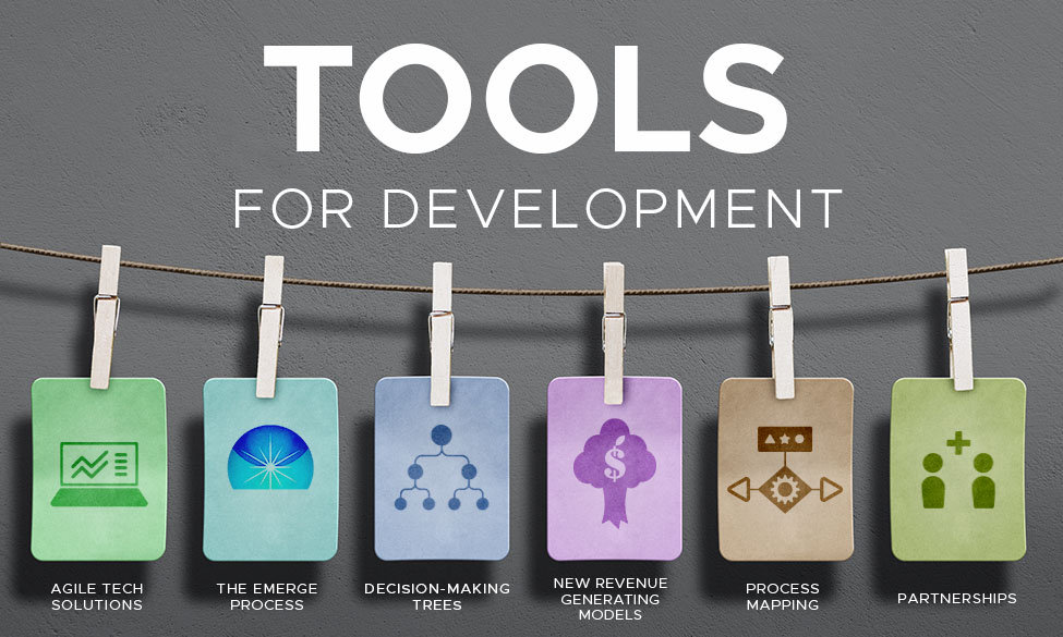 Tools for development