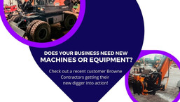 Does your Business Need New Machines or Equipment?