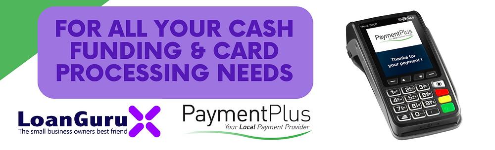 LoanGuru and PaymentPlus Partnership