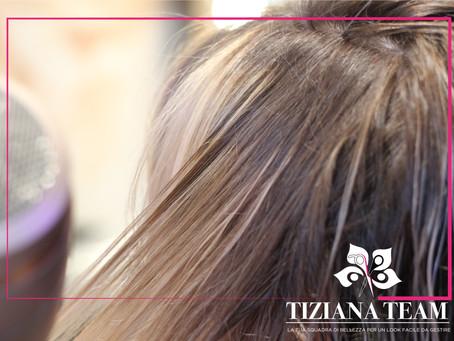 Caduta capelli in autunno? A La Spezia da Tiziana Team parrucchiere te li coccoliamo noi!