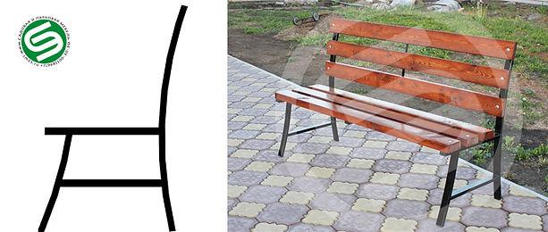 Лекала для опор скаеек, скамейка своими руками, как сделать скамейку своими руками, скамейка на дачу, как сделать скамейку своими руками