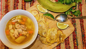 Chicken Soup is Like a Hug for Your Stomach